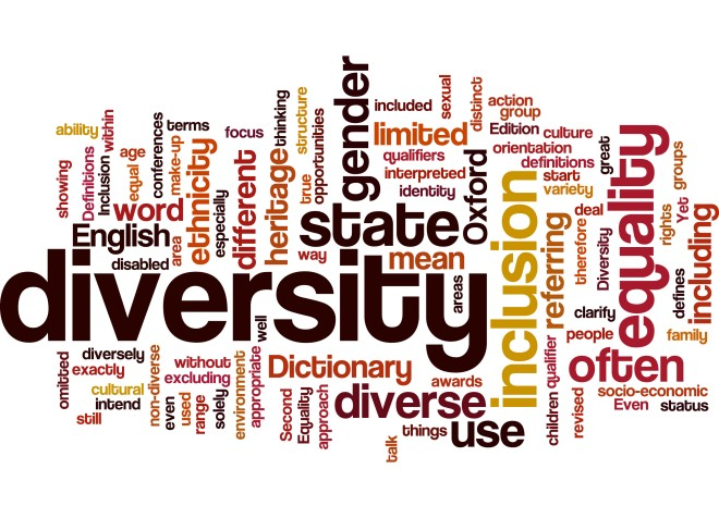Words of Diversity