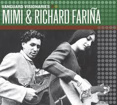 mimi and dick farina album cover